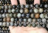 COJ493 15.5 inches 10mm round ocean jade beads wholesale