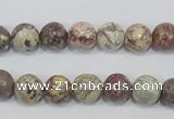COT02 15.5 inches 10mm round osmanthus stone beads wholesale