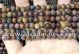 CPB1040 15.5 inches 6mm round pietersite gemstone beads