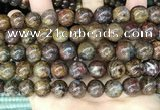 CPB1043 15.5 inches 12mm round pietersite gemstone beads