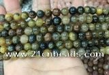 CPB1061 15.5 inches 6mm round natural pietersite beads wholesale