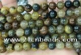 CPB1064 15.5 inches 12mm round natural pietersite beads wholesale