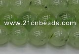 CPR313 15.5 inches 10mm round natural prehnite gemstone beads