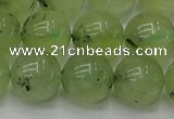 CPR315 15.5 inches 14mm round natural prehnite gemstone beads
