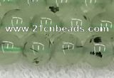 CPR395 15.5 inches 6mm round prehnite gemstone beads