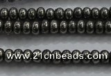 CPY420 15.5 inches 2*3mm rondelle pyrite gemstone beads