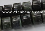 CRB257 15.5 inches 13*18mm rondelle labradorite gemstone beads