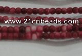 CRF427 15.5 inches 2mm round dyed rain flower stone beads wholesale