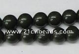CRO207 15.5 inches 10mm round dyed candy jade beads wholesale
