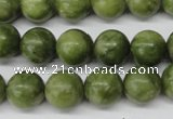 CRO293 15.5 inches 12mm round jade beads wholesale