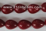 CSB111 15.5 inches 11*15mm teardrop shell pearl beads wholesale
