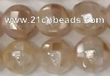 CSB4001 15.5 inches 8mm ball abalone shell beads wholesale