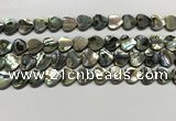 CSB4112 15.5 inches 10mm heart abalone shell beads wholesale