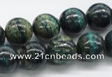CSG04 15.5 inches 14mm round long spar gemstone beads wholesale
