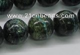 CSG05 15.5 inches 18mm round long spar gemstone beads wholesale