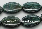 CSG14 15.5 inches 18*25mm oval long spar gemstone beads wholesale
