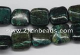 CSG25 15.5 inches 12*12mm square long spar gemstone beads wholesale