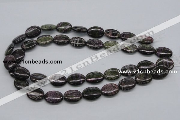 CSG57 15.5 inches 15*20mm oval long spar gemstone beads wholesale