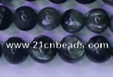 CSH210 15.5 inches 5.8mm - 6.2mm round natural seraphinite beads