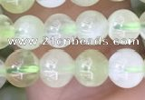 CSJ310 15.5 inches 5mm round serpentine new jade beads