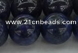 CSO638 15.5 inches 18mm round sodalite gemstone beads wholesale