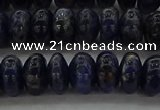 CSO653 15.5 inches 6*10mm rondelle sodalite gemstone beads