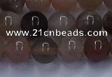 CSS634 15.5 inches 12mm round sunstone gemstone beads wholesale