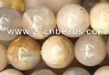 CSS692 15.5 inches 8mm round sunstone beads wholesale