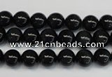 CTE1153 15.5 inches 6mm round AA grade blue tiger eye beads