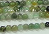 CTG10 15.5 inches 2mm round tiny indian agate beads wholesale