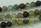 CTG11 15.5 inches 3mm round tiny indian agate beads wholesale