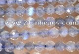 CTG1458 15.5 inches 2mm faceted round labradorite gemstone beads