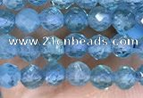 CTG1497 15.5 inches 3mm faceted round apatite beads wholesale