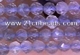 CTG1622 15.5 inches 3mm faceted round tiny labradorite beads