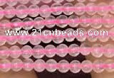 CTG2072 15 inches 2mm,3mm rose quartz gemstone beads