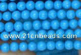 CTG2081 15 inches 2mm,3mm synthetic turquoise gemstone beads