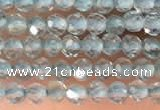 CTG2131 15 inches 2mm,3mm faceted round apatite gemstone beads