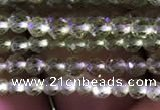 CTG744 15.5 inches 3mm faceted round tiny prehnite beads