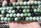 CTJ753 15.5 inches 10mm round transvaal jade beads wholesale