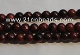 CTU2431 15.5 inches 6mm round synthetic turquoise beads