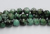 CTU401 15.5 inches 12mm round African turquoise beads wholesale