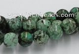 CTU403 15.5 inches 20mm round African turquoise beads wholesale