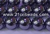 CTZ604 15.5 inches 12mm round terahertz beads wholesale
