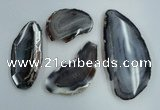NGP1258 35*50mm - 50*80mm freeform agate gemstone pendants wholesale