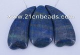 NGP63 Fashion chrysocolla gemstone pendants set jewelry wholesale